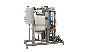 lien interne vers Hollow fiber Ultrafiltration systems